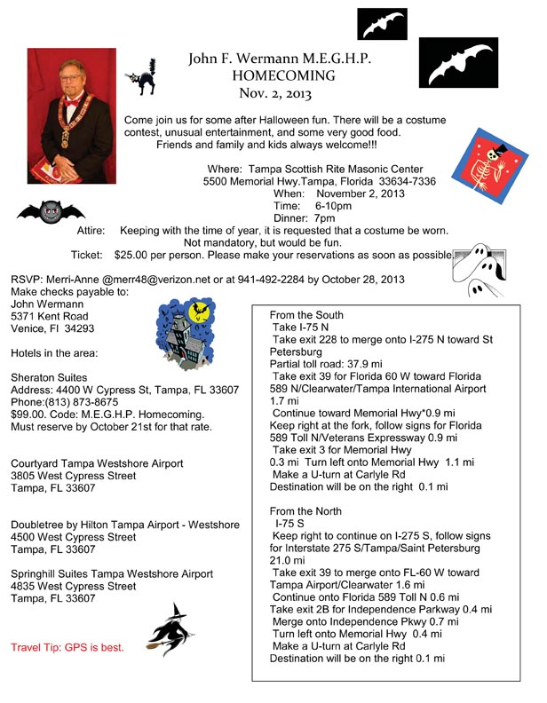 MEGHP homecoming-flyer